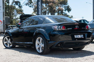 2004 Mazda RX-8 FE1031 Brilliant Black 4 Speed Sports Automatic Coupe.
