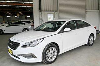 2016 Hyundai Sonata LF2 MY16 Active White 6 Speed Sports Automatic Sedan