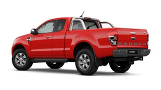 2021 Ford Ranger PX MkIII 2021.75MY XLT True Red 6 Speed Sports Automatic Super Cab Pick Up