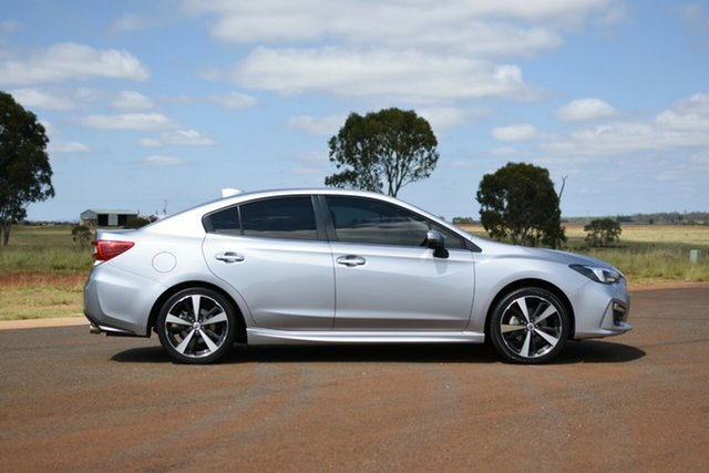 Used Subaru Impreza MY17 2.0I-S (AWD) Kingaroy, 2017 Subaru Impreza MY17 2.0I-S (AWD) Silver Continuous Variable Sedan