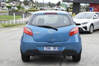 2012 Mazda 2 DE10Y2 MY12 Neo Blue 4 Speed Automatic Hatchback