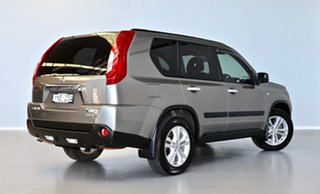 2011 Nissan X-Trail T31 Series IV ST-L 2WD Grey 1 Speed Constant Variable Wagon.