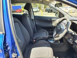 2012 Hyundai i20 PB MY12 Active Blue 4 Speed Automatic Hatchback