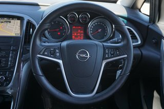 2012 Opel Astra AS Select Black 6 Speed Sports Automatic Hatchback