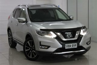 2017 Nissan X-Trail T32 Series II TL 7 Speed Constant Variable Wagon