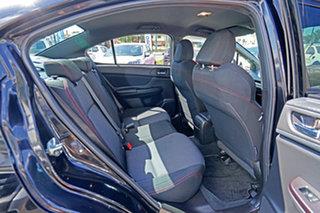 2014 Subaru WRX V1 MY15 Lineartronic AWD Black 8 Speed Constant Variable Sedan