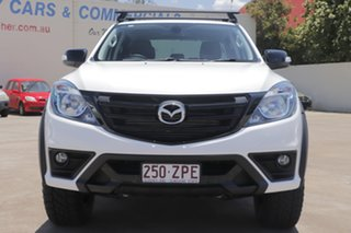 2019 Mazda BT-50 UR0YG1 Boss White 6 Speed Sports Automatic Utility