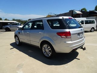 2012 Ford Territory SZ TS Seq Sport Shift Lightning Strike 6 Speed Sports Automatic Wagon.