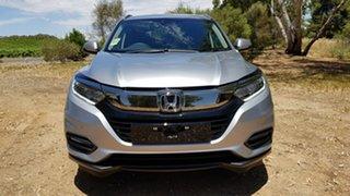 2020 Honda HR-V MY21 VTi-LX Lunar Silver 1 Speed Automatic Hatchback.