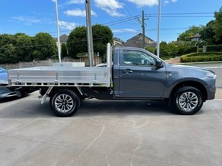 2020 Mazda BT-50 TF XT Grey Manual Cab Chassis