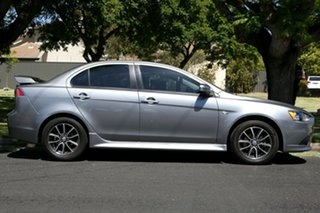 2015 Mitsubishi Lancer CJ MY15 ES Sport Grey 5 Speed Manual Sedan