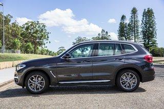 2019 BMW X3 G01 xDrive20d Steptronic Grey 8 Speed Sports Automatic Wagon