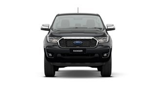 2021 Ford Ranger PX MkIII 2021.75MY XLT Double Cab Swl 6 Speed Sports Automatic Double Cab Chassis.