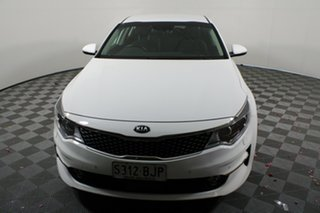 2015 Kia Optima TF MY15 SI White 6 Speed Sports Automatic Sedan