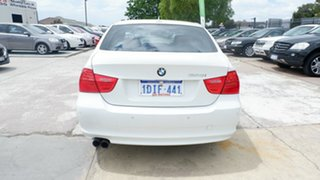 2010 BMW 3 Series E90 MY10 323i Steptronic White 6 Speed Sports Automatic Sedan
