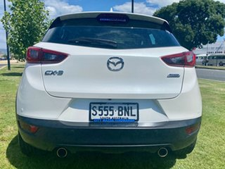 2016 Mazda CX-3 DK2W76 sTouring SKYACTIV-MT Snowflake White Pearl 6 Speed Manual Wagon