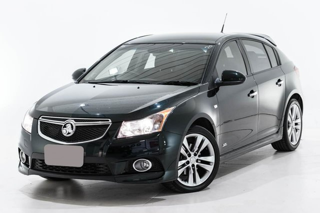 Used Holden Cruze JH Series II MY14 SRi Z Series Berwick, 2014 Holden Cruze JH Series II MY14 SRi Z Series Green 6 Speed Sports Automatic Hatchback
