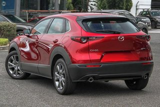 2020 Mazda CX-30 DM2WLA G25 SKYACTIV-Drive Astina Red 6 Speed Sports Automatic Wagon