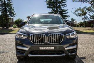 2019 BMW X3 G01 xDrive20d Steptronic Grey 8 Speed Sports Automatic Wagon.