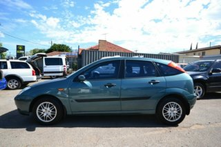 2002 Ford Focus LR CL Blue 4 Speed Automatic Hatchback