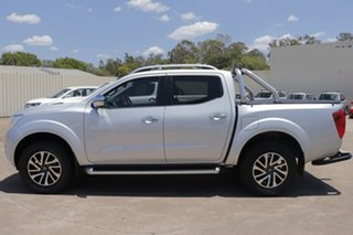 2017 Nissan Navara D23 S3 ST-X Brilliant Silver 7 Speed Sports Automatic Utility