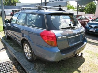 2005 Subaru Outback MY05 2.5I Premium AWD Blue 4 Speed Auto Elec Sportshift Wagon