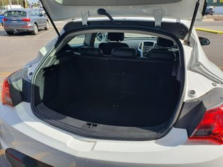 2015 Holden Astra PJ MY15.5 GTC White 6 Speed Automatic Hatchback