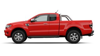 2021 Ford Ranger PX MkIII 2021.75MY XLT True Red 6 Speed Sports Automatic Super Cab Pick Up.
