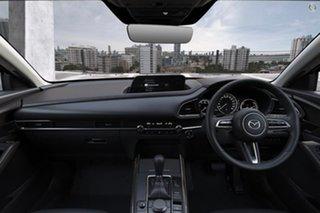 2020 Mazda CX-30 DM4WLA G25 SKYACTIV-Drive i-ACTIV AWD Astina Silver 6 Speed Sports Automatic Wagon.