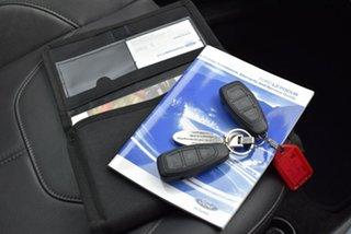 2017 Ford Focus LZ Titanium Red/Black 6 Speed Automatic Hatchback