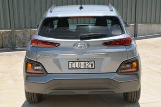 2019 Hyundai Kona OS.2 MY19 Active 2WD Silver 6 Speed Sports Automatic Wagon