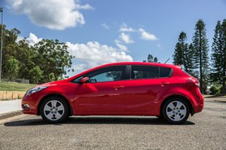 2016 Kia Cerato YD MY16 S Racing Red 6 Speed Manual Hatchback