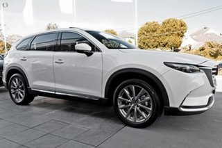 2020 Mazda CX-9 TC GT SKYACTIV-Drive i-ACTIV AWD White 6 Speed Sports Automatic Wagon