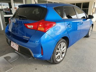 2012 Toyota Corolla ZRE182R Levin SX Blue 6 Speed Manual Hatchback