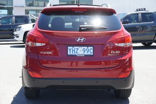 2012 Hyundai ix35 LM MY12 Highlander AWD Red 6 Speed Sports Automatic Wagon