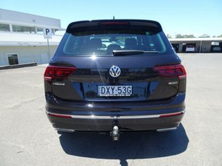 2018 Volkswagen Tiguan 5N MY18 162TSI DSG 4MOTION Highline Deep Black Pearl 7 Speed