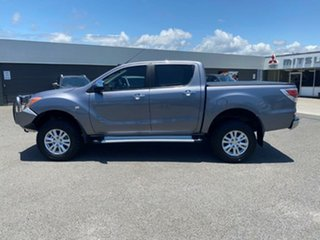 2015 Mazda BT-50 UR0YF1 XTR Grey 6 Speed Sports Automatic Utility
