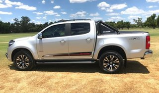 2019 Holden Colorado RG MY20 Storm Pickup Crew Cab Silver 6 Speed Sports Automatic Utility