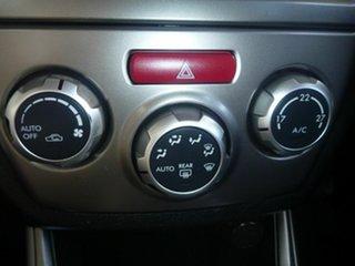 2008 Subaru Impreza G3 MY08 RS AWD Red 4 Speed Sports Automatic Hatchback