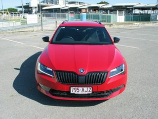 2019 Skoda Superb NP MY19 206 TSI Sportline Red 6 Speed Direct Shift Wagon