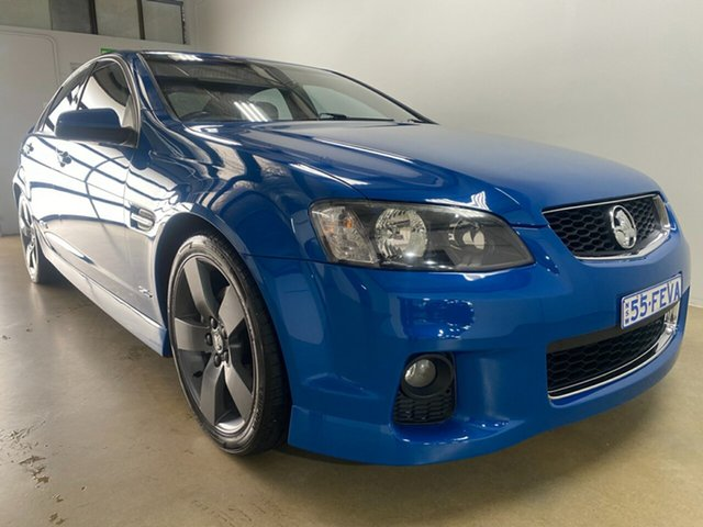 Used Holden Commodore VE II MY12.5 SS Z-Series Phillip, 2012 Holden Commodore VE II MY12.5 SS Z-Series Blue 6 Speed Automatic Sedan