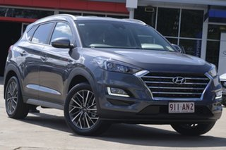 2020 Hyundai Tucson TL3 MY20 Elite 2WD Pepper Gray 6 Speed Automatic Wagon.