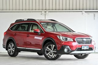 2018 Subaru Outback B6A MY18 3.6R CVT AWD Red 6 Speed Constant Variable Wagon.