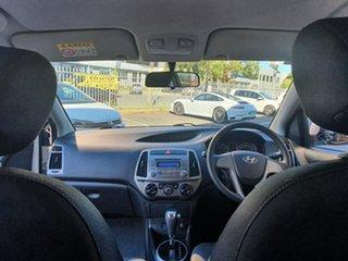 2014 Hyundai i20 Active White 4 Speed Automatic Liftback