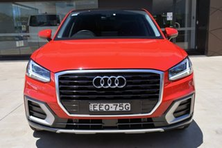 2019 Audi Q2 GA MY19 35 TFSI S Tronic design Red 7 Speed Sports Automatic Dual Clutch Wagon
