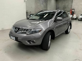 2009 Nissan Murano Z51 TI Grey 6 Speed Constant Variable Wagon.