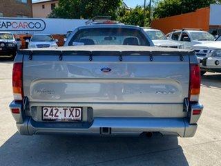 2005 Ford Falcon BA Mk II XR6 Ute Super Cab Grey 4 Speed Sports Automatic Utility