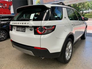 2016 Land Rover Discovery Sport L550 HSE Fuji White Sports Automatic Wagon