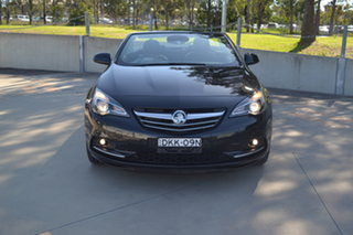 2016 Holden Cascada CJ MY16 Black 6 Speed Sports Automatic Convertible.