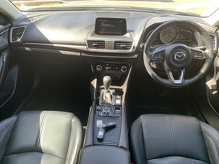 2017 Mazda 3 BN5438 SP25 SKYACTIV-Drive GT Machine Grey 6 Speed Sports Automatic Hatchback